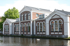 Webster's Leiden campus