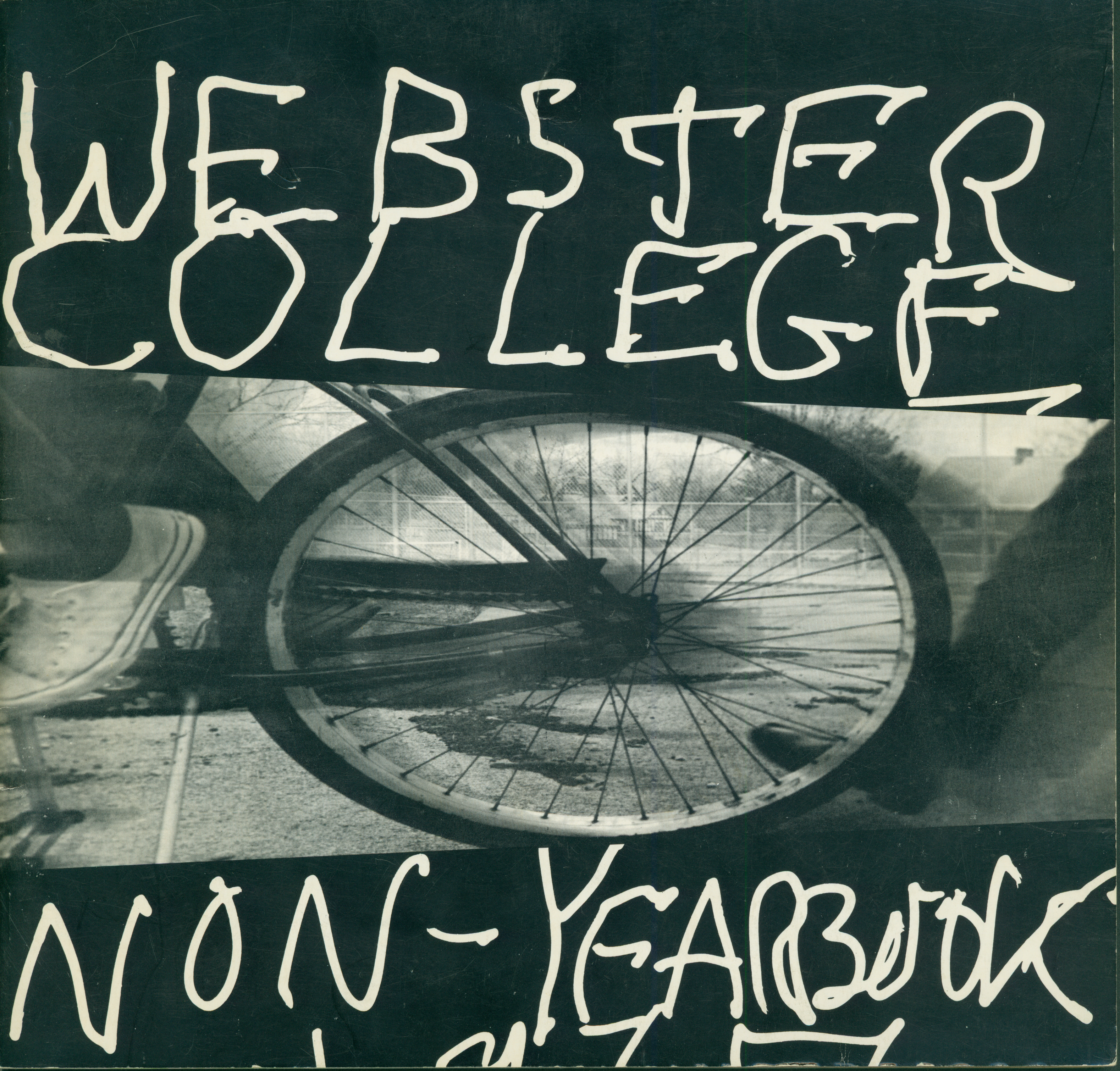[Front cover from 1967 Webster College Non-Yearbook]