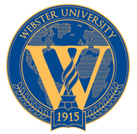 Webster University seal